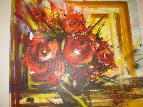 """Cora Michudis expone """"Colores patagónicos"""" en Casa de Santa Cruz"""