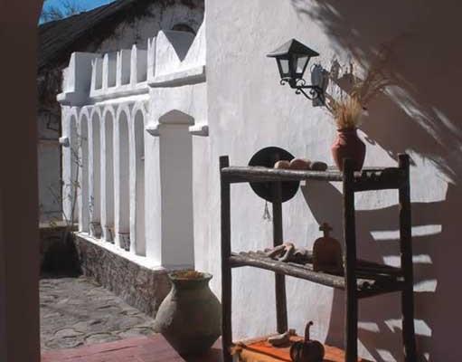 Las Tacanas, una antigua estancia en Tafí del Valle