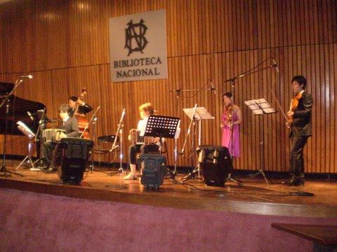 Sayaca canta el tango como ninguna y en cada verso pone su corazón