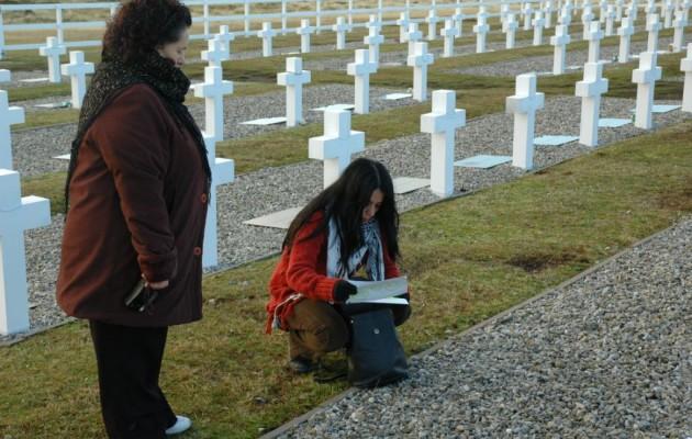 En la Casa de Gobierno en Buenos Aires, se proyectó el documental Sólo conocido por Dios, la historia de José Honorio Ortega, único soldado santacruceño caído durante el conflicto de Malvinas
