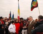 En la provincia de San Luis se inauguraron las obras en las tierras que le fueron restituídas al Pueblo Ranquel en el año 2007