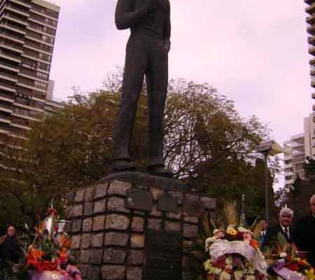 Hoy como ayer… El 4 de septiembre se celebró el Día del Inmigrante en la ciudad de Rosario.