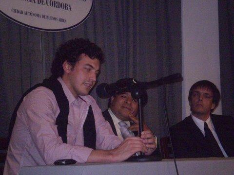 ¡Embalse, mucho mejor! Entrevista a Federico D'Alesandri, intendente de Embalse.
