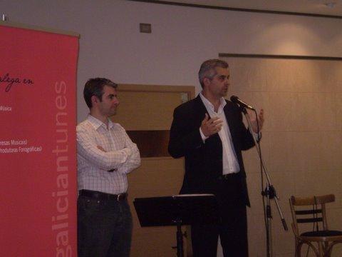 La música de Galicia llegó a la Feria Internacional de la Música (BAFIM)