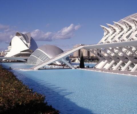 Valencia, capital del Turia