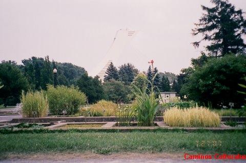 Canadá. La misión de los parques de Québec.