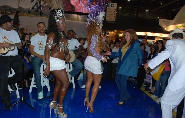 El Carnaval de Río de Janeiro en San Luis. Nuevos puntos de ventas para el carnaval más alegre del mundo