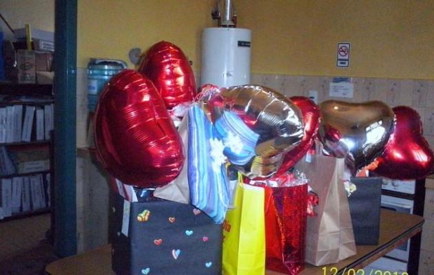 El día de San Valentín se festejó en Puerto Deseado