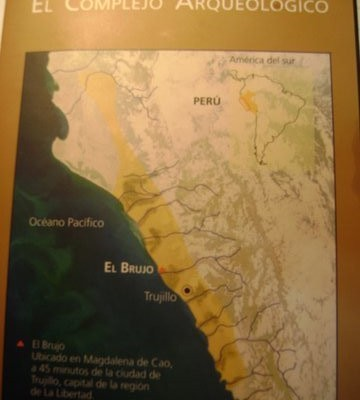 En Perú se encuentra el Complejo Arqueológico El Brujo.