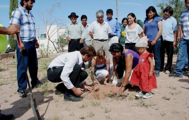En San Luis se celebró el Día Mundial de los Humedales junto al pueblo Huarpe