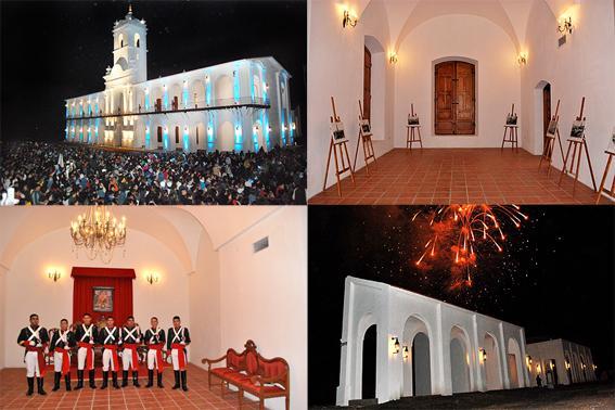 En San Luis, la réplica del Cabildo de Buenos Aires se inaugurará en el mes del Bicentenario de la Patria