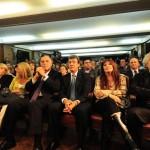 Público asistente al acto de Para el Tiempo de Cosecha