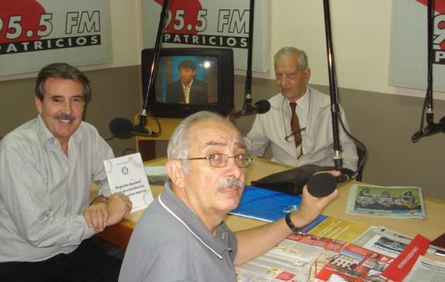 Entrevista a Miguel Ángel Martínez Pereyra, gobernador del distrito 4890 de Rotary International