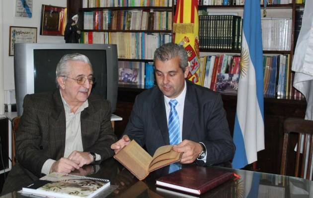 El Círculo social de Val Miñor de Buenos Aires realiza una importante tarea social