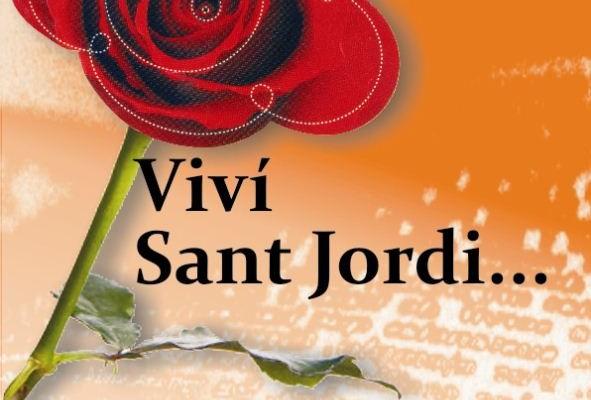 'Vos ponés la lectura, Catalunya te brinda el amor': Catalunya celebró el día de Sant Jordi con rosas y libros