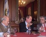 """En el Rotary Club de Palermo, el arquitecto Marcelo Mancini habló del rol del """"arquitecto hoy"""""""