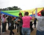 Identidad entrerriana y los juegos cooperativos de Pamela Villarraza