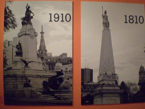 Mujeres 1810-2010. Exposición Temporaria en La Casa Nacional del Bicentenario