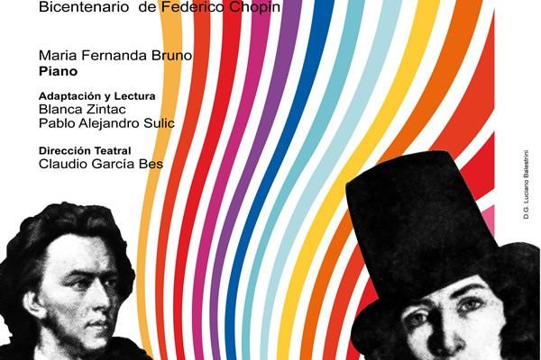 Pro Cultura Salta presenta el Concierto Homenaje Bicentenario de Federico Chopin.