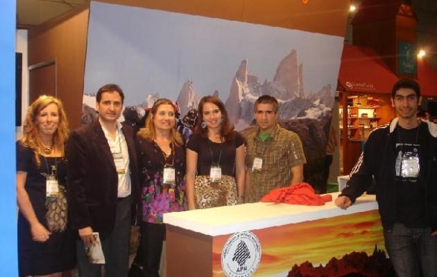 Santa Cruz en la Expo Patagonia 2010