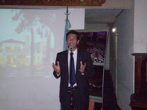 La Asociación Empresaria Hotelera Gastronómica de La Pampa celebró su 40º Aniversario