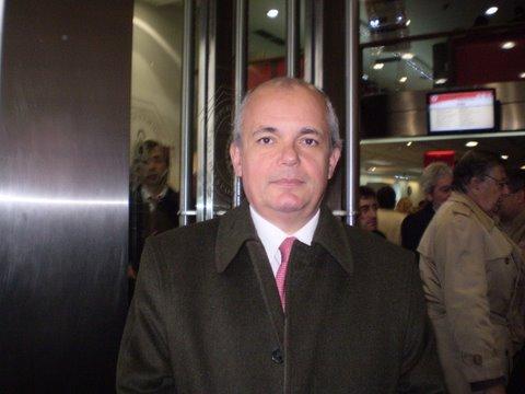 Alejandro Fargosi en el Consejo de la Magistratura