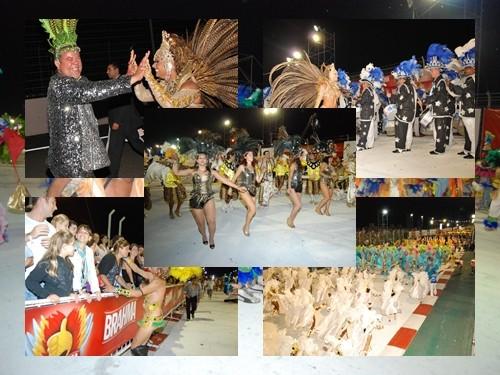 El Carnaval de Río de Janeiro vuelve a San Luis