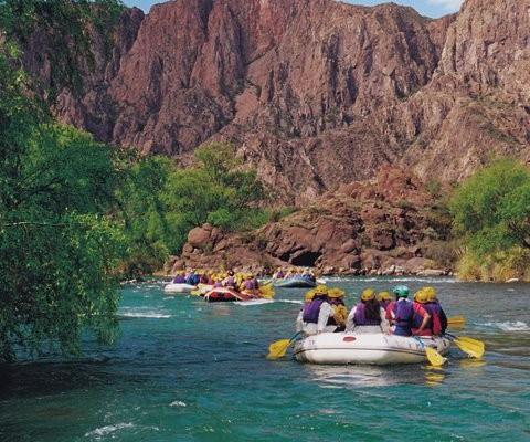 San Rafael y el turismo de aventura