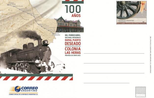 La Patagonia rebelde y el vagón histórico de Puerto Deseado