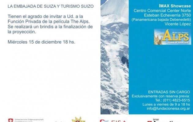'The Alps', una celebración a la belleza de las montañas suizas