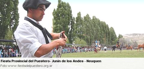 La Fiesta del Puestero de Junín de los Andes ya es Nacional