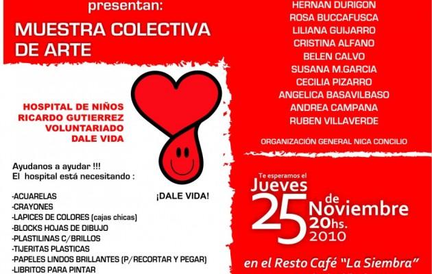 ¡Dale Vida! Jornada de donación de sangre por Navidad