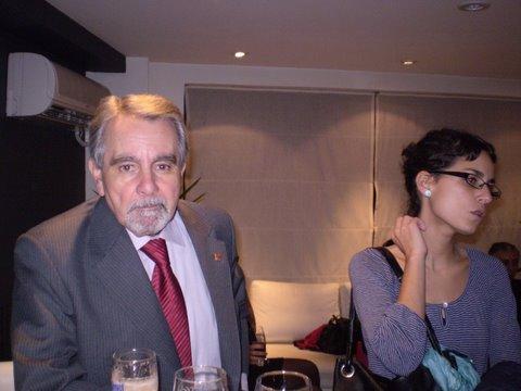 El delegado de Cataluña en Argentina, Jordi Font, realiza un balance del año en Buenos Aires