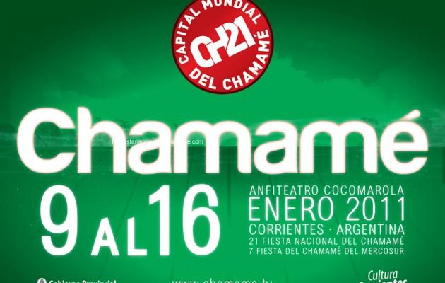 La fiesta del Chamamé se festeja en Corrientes