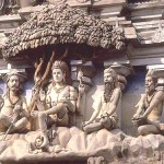 Esculturas en templos