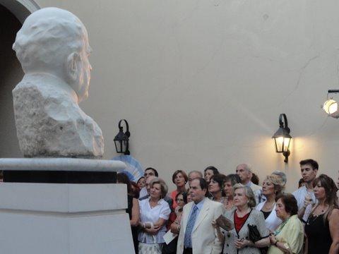 Casa de San Juan y el bicentenario del natalicio de Sarmiento