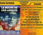 Día Nacional de la Memoria, por la verdad y la justicia: La noche de los Lápices.
