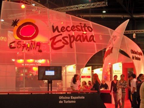 Necesito España vuelve al Paseo La Plaza