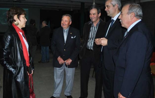 'Cines de Galicia' fue inaugurado en Rosario