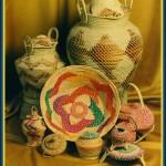 Artesanías cestas