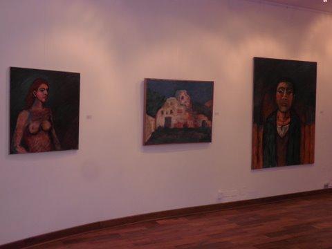 Casa de Salta recibió la donación de la obra del artista plástico Ignacio Colombres