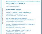 Festival de la infancia en Palermo