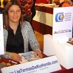 Ing. Karina Avila. Administración Termas de Río Hondo