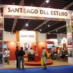 Stand de la provincia de Santiago del Estero