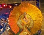 Las fiestas juninas son celebradas en Brasil