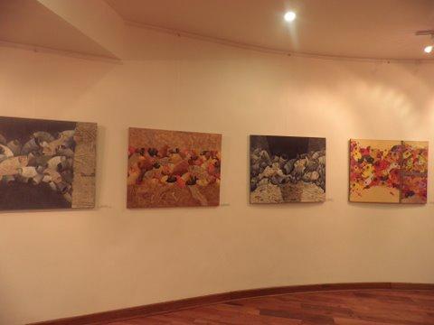 Comunidades es la muestra de la artista salteña Inés Echenique