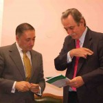 Doctor Andrés De Masi y Juan Martín Repetto