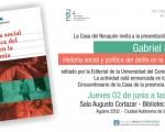 ¨Historia social y política del delito en la Patagonia¨