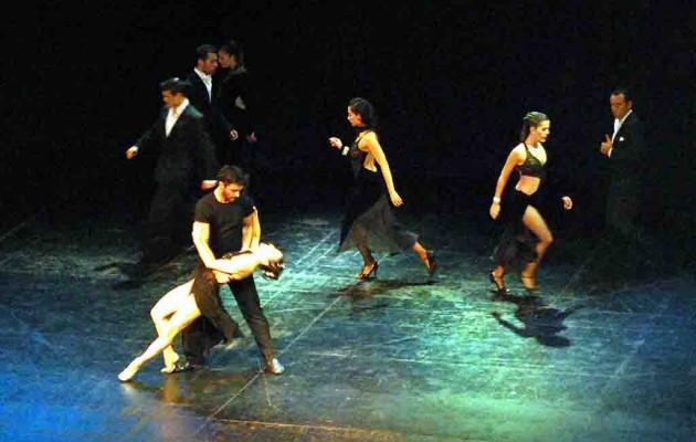 """Hernán Piquín y Cecilia Figaredo deslumbraron con """"Pasión Tango"""""""