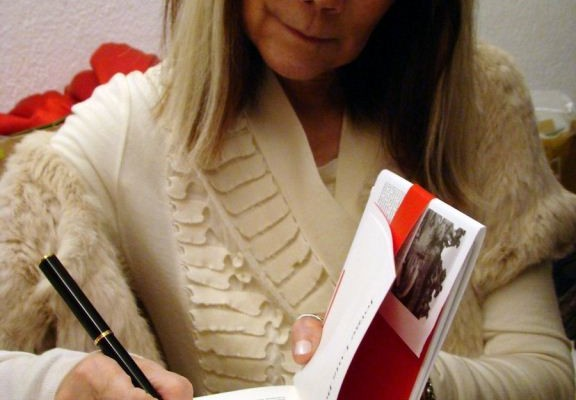 María Kodama participará en el ciclo literario «Galicia cielo de las letras»